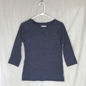 Old Navy 3/4 Sleeve Vintage Shirt